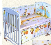 Baby Bedding Set - Giraffe